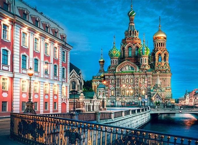 Fond d'investissement privé, Saint Petersburg