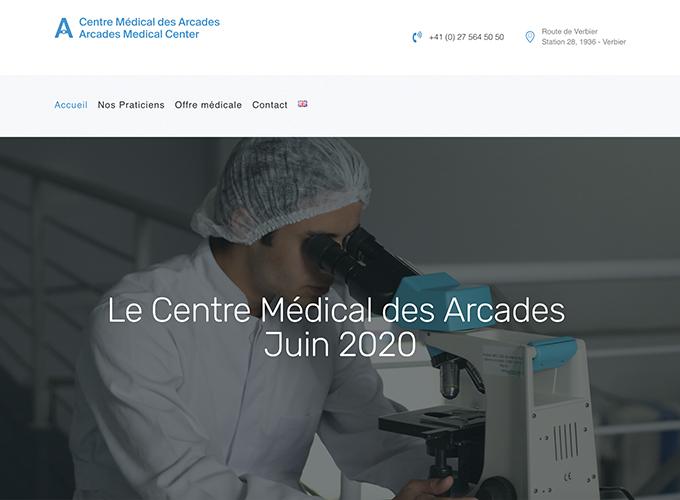 Centre Médical des Arcades, Verbier